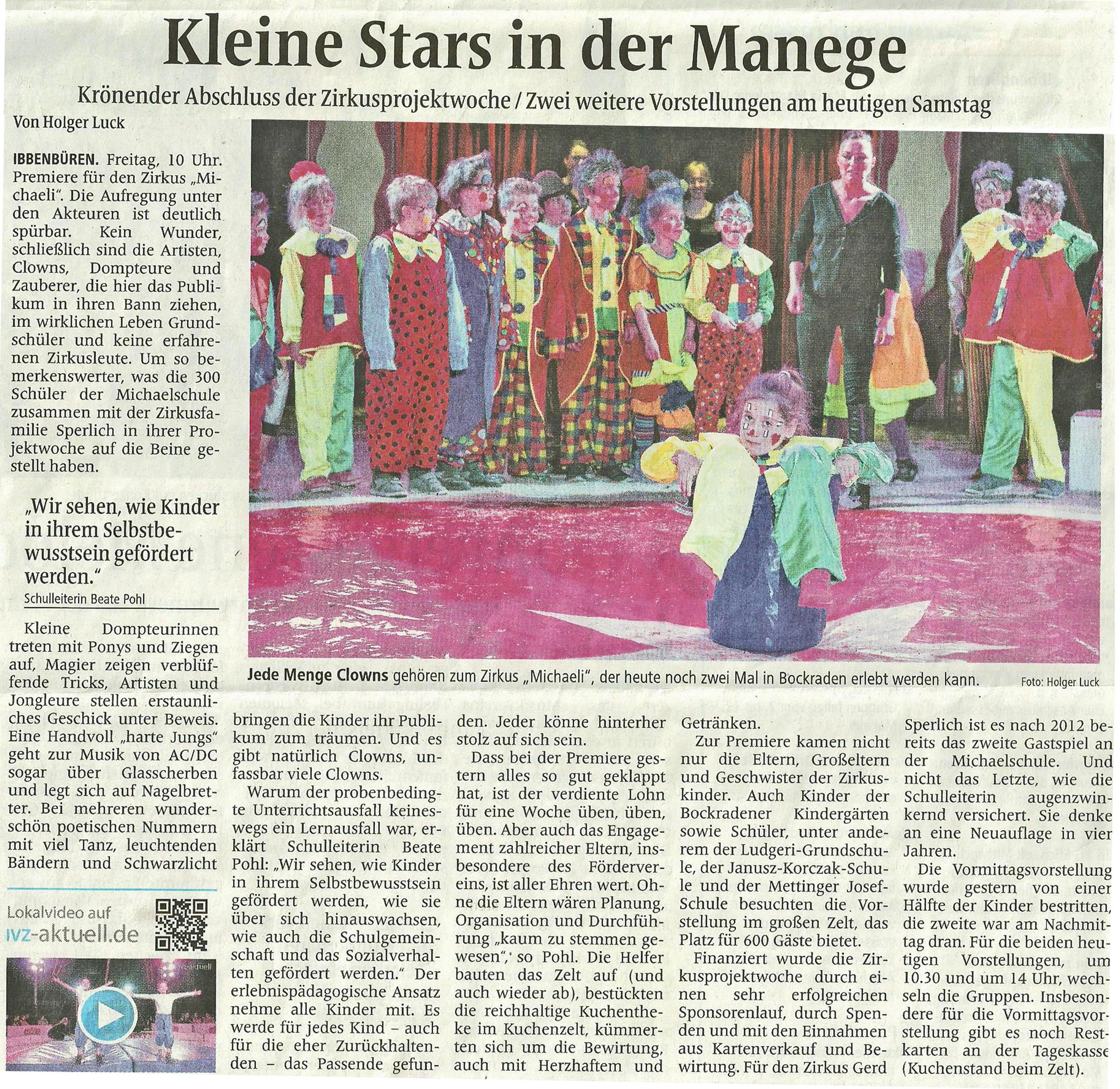 Michaelschule Ibbenbüren | Seite 6