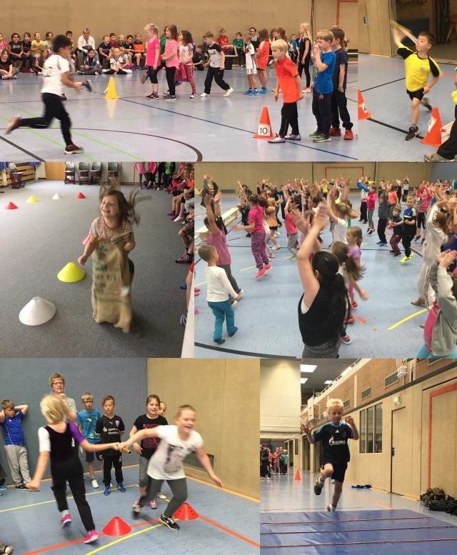 Grundschulsportfest 1&2