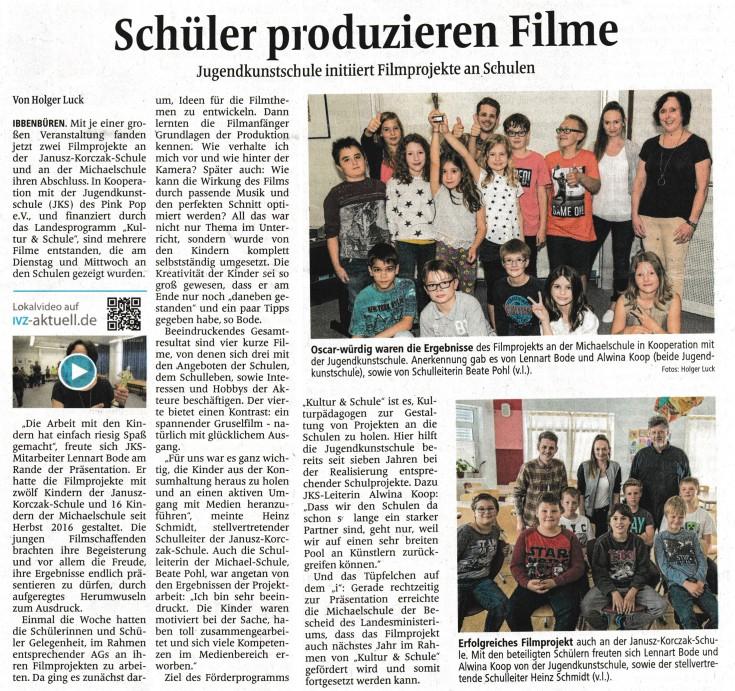 Jugendkunstschule FilmAG