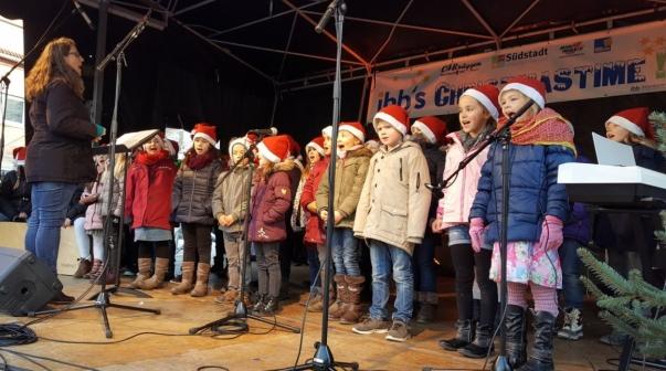 Auftritt Ibbs Christmastime 2017