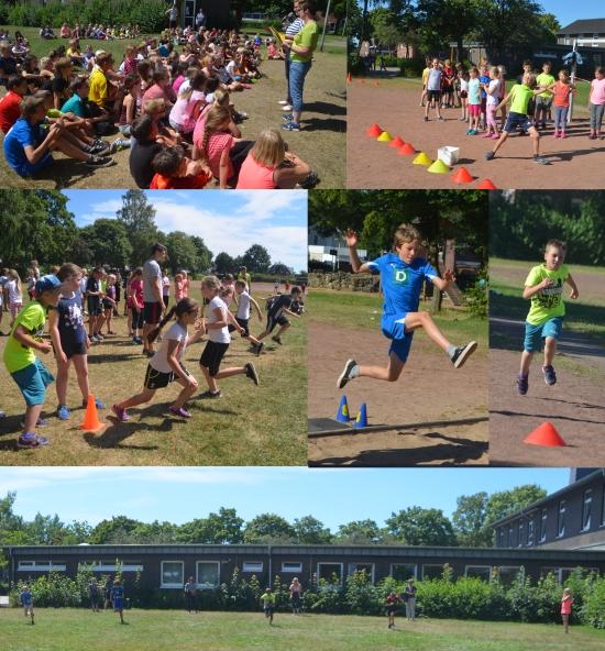 sportfest klasse 3-4